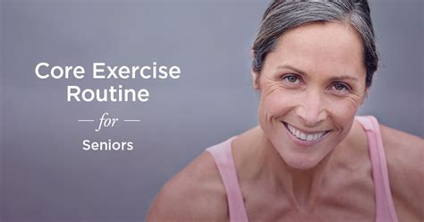 abdominal exercises for seniors for stability