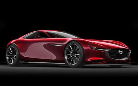 is mazda an car mazda reveals rx vision concept
