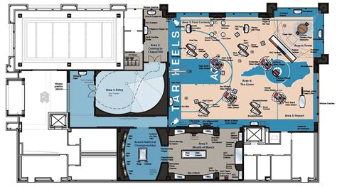3 Bedroom Ranch Home Floor Plans by Museum Floor Plan Museum Layout Plan Plan Of Homes