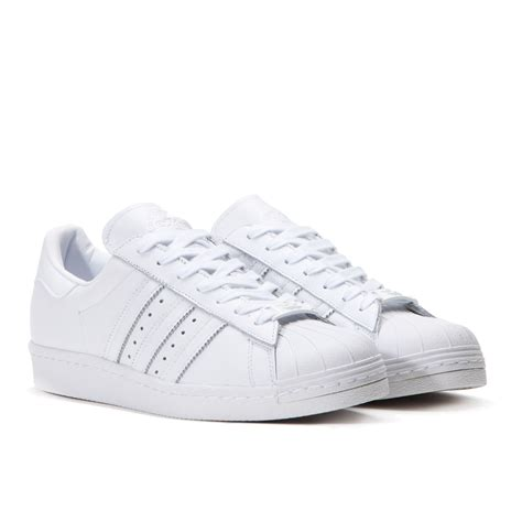 Adidas Superstar White Bloe Premium Import adidas superstar 80 s gonzales quot pioneers pack quot running white s85469