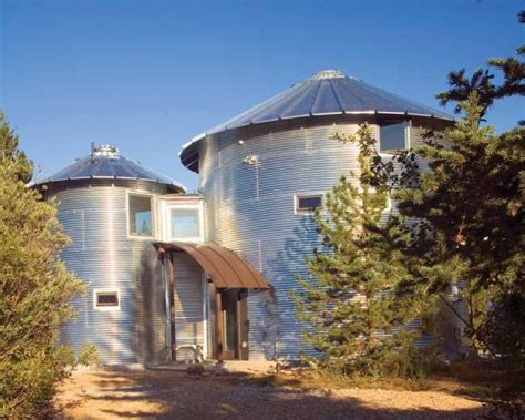 simple silo builder how to build a grain bin house