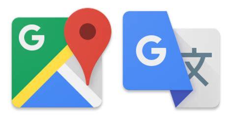 escritorio translation google comienza a renovar los iconos de sus apps maps