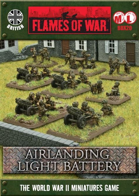 V4 Card Template Flames Of War by Paizo Flames Of War Airborne 75mm Pack