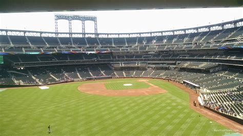 citi field sections citi field section 335 rateyourseats com