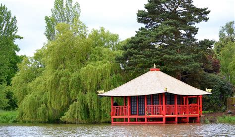 Castle Home Plans japanese tea house hever castle