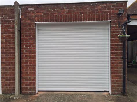 Seceuroglide Roller Garage Door In Thame Shutter Spec Garage Roller Doors