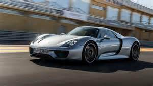 Who Is Porsche Made By How Porsche 918 Spyder Were Made