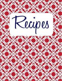 cookbook cover template free 1000 ideas about binder templates on