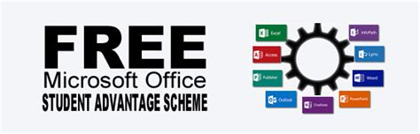 Free Microsoft Office by Student Advantage Scheme Free Microsoft Office