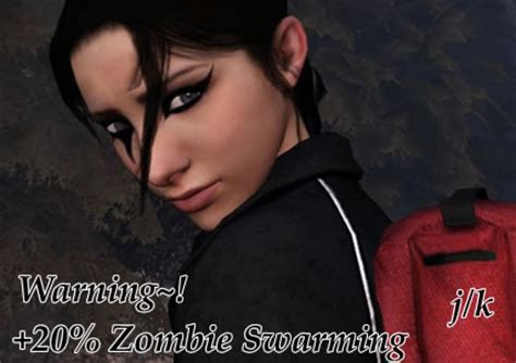 Sweater Mirrors Edge 01 best left 4 dead zoey skin mods can t go killing zombies