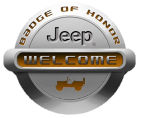 Jeep Badge Jeep Jamboree Usa 187 Jeep 174 Badge Of Honor