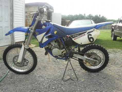 85cc motocross bike 2003 yamaha yz 85 yz85 85cc dirtbike not sure for sale on