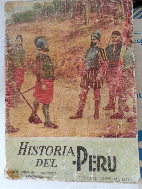 historia del peru libros recomendados libro la historia del peru 5 000 en mercado libre