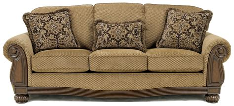 sebring coffeebean sofa loveseat rooms