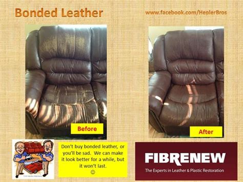 Bonded Leather Repair by The World S Catalog Of Ideas