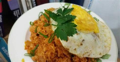 nasi goreng korea  resep cookpad