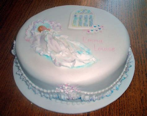 Baptism Cakes by Pin Baptism Cakes On