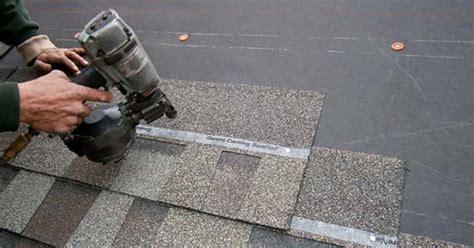 how to shingle a shed roof