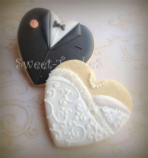 Wedding Cookie Ideas by And Groom Wedding Cookies Wedding Cookies