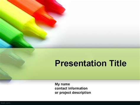 teaching powerpoint templates education powerpoint template 5 แจก powerpoint template สวยๆ