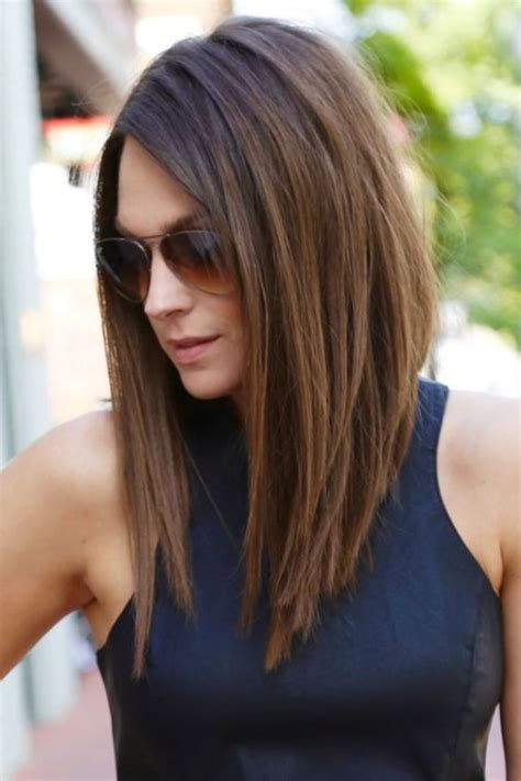 layered hairstyles with vertical roller sets 18 perfect lob long bob hairstyles for 2018 easy long