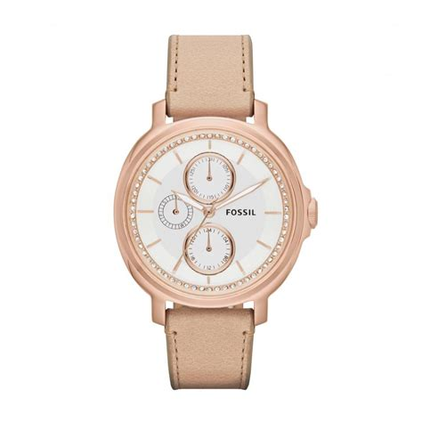 Fossil Chelsey Multifunction Es3523 Montre Fossil Chelsey Es3451