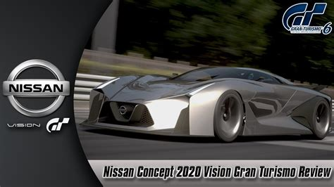Nissan 2020 Gran Turismo by Gran Turismo 6 Nissan Concept 2020 Vision Gran Turismo