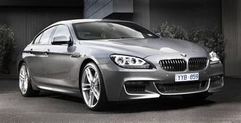 bmw gran coupe 2012 2012 bmw 6 series gran coupe now on sale in australia
