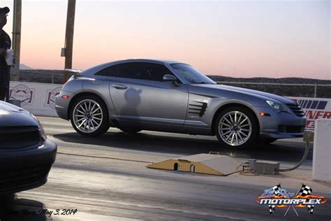 Chrysler Crossfire 0 60 by Chrysler M Mile Drag Racing Timeslip Specs Pictures