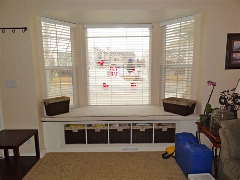 bay window plans decoration bay window benches with storage and locker