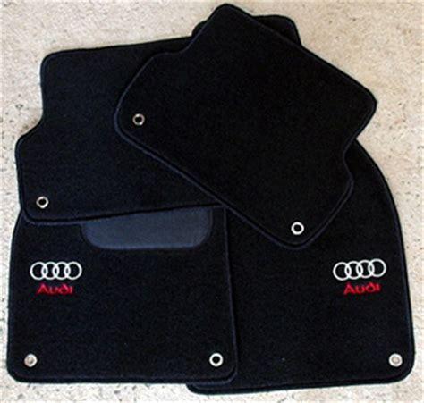 Audi Mats by Audi Floor Mats Oem Floor Mats
