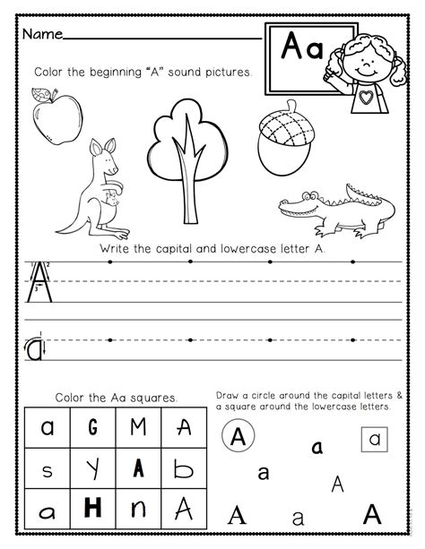 letter recognition worksheets worksheet alphabet recognition worksheets worksheet 1436