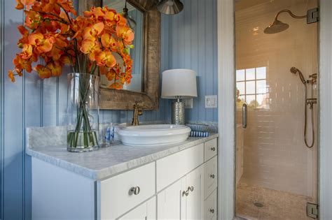 home bathroom hgtv dream home 2015 guest bathroom hgtv dream home