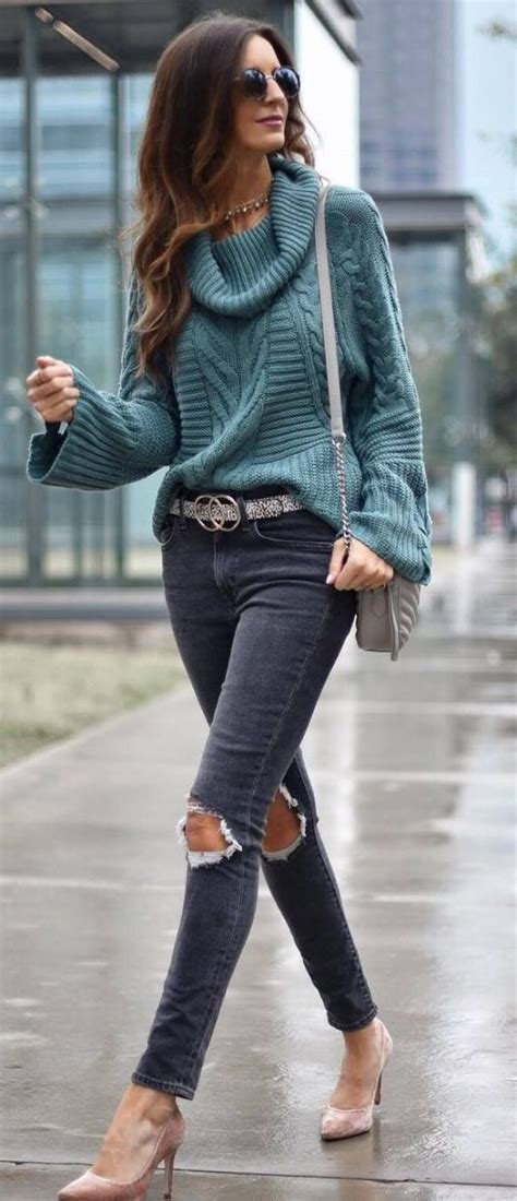 charming trendy outfits  winter  click