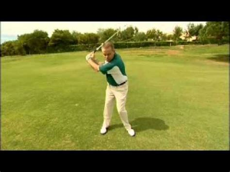 smooth golf swing tips golf tip find a smooth swing rhythm youtube
