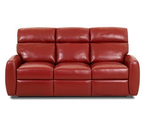 red reclining sofa red leather recliner sofa ventana red leather recliner sofa