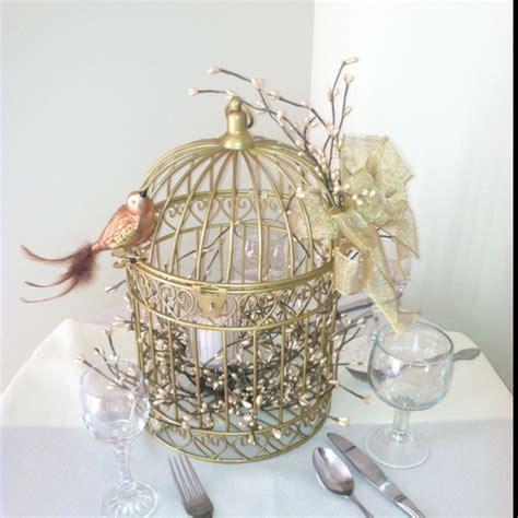 decorative bird cages for centerpieces bird cage my made for wedding centerpieces wedding decor ideas