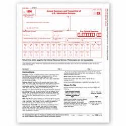 Irs Form 1096 Template by Free Printable 1099 Tax Form Pdf