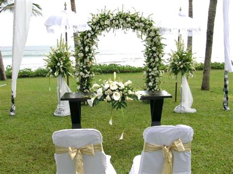 Garden Wedding Decor Ideas Simple Wedding Decorations Ideas