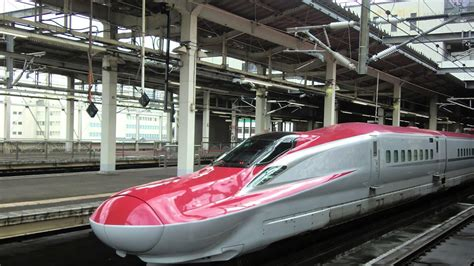 fast in japanese japan s new super fast train youtube