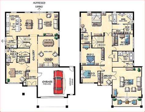 big house floor plans the big house floor plans large images for house plan su
