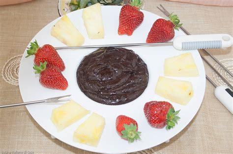 www ricette di cucina come fare la fonduta al cioccolato ricette di cucina