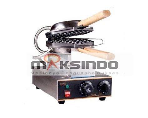 Panggangan Wafel jual mesin egg waffle wafel bentuk telur di bogor toko