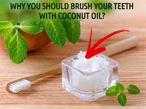 brush teeth with coconut brush your teeth with coconut boldsky