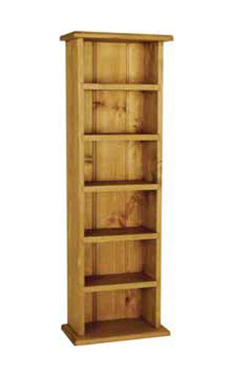 Wye Pine   CD Storage Unit