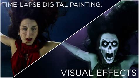 digital time lapse feature time lapse digital painting visual effects in photoshop