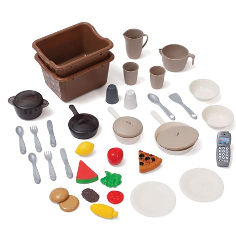 step 2 play kitchen accessories lifestyle deluxe kitchen play kitchen step2