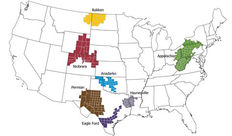 texas shale map us shale output forecast to grow by 81 000 barrels a day in nov
