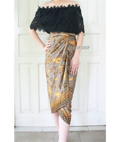 Abaya Tapeta Bordir Rok Lilit 102 best kebaya inspiration images on batik dress batik fashion and dresses