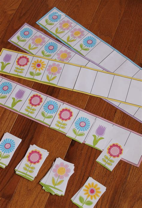 flower pattern game collections of flower power math game easy worksheet ideas